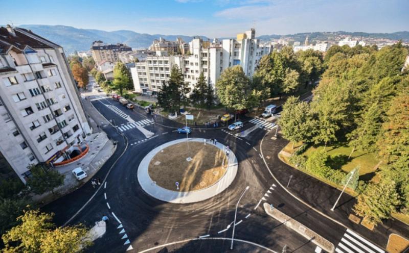 Planirana gradnja još tri kružna toka do kraja godine u Banjaluci