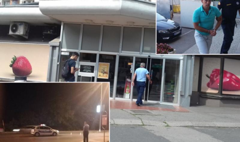 Zbog pljačke marketa u Banjaluci: Kupus razbojniku još šest i po godina robije