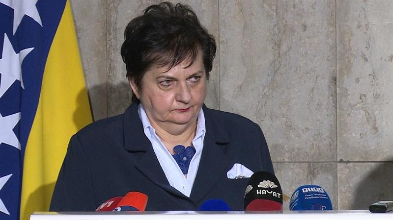 Majkić: Odgovornost za poziv Pacoliju snose Crnadak i Ivanić