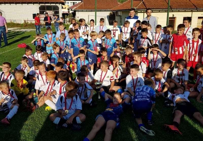 Montevideo cup 2018. u Mrkonjić Gradu okupio 300 mališana iz više gradova