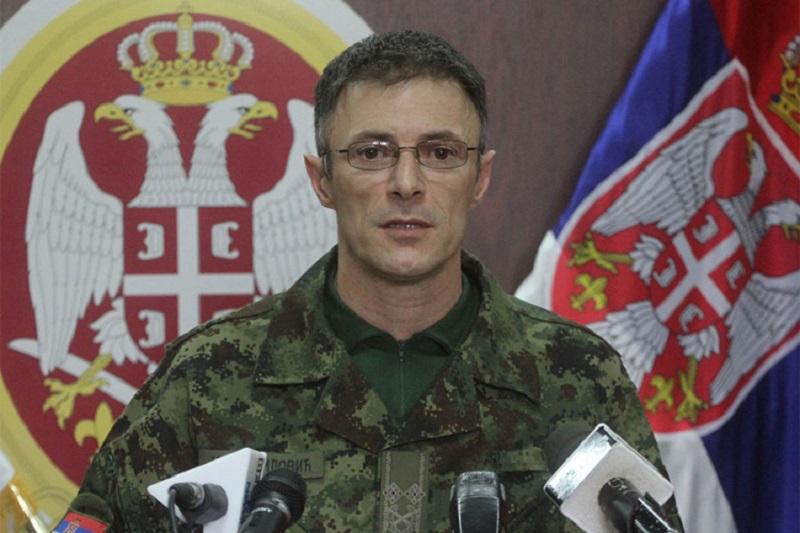Milan Mojsilović novi načelnik Generalštaba Vojske Srbije