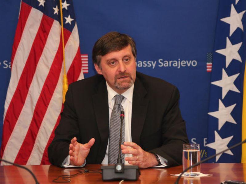 Palmer: Vašington uvažava ulogu Srpske u okviru BiH