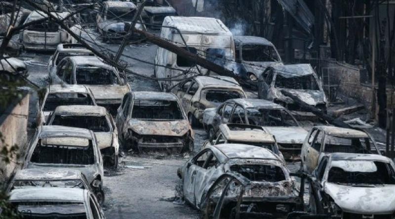 Humanitarni broj 1412 i račun za pomoć stradalima u požarima u Grčkoj