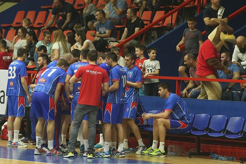 Borac oba meča protiv Bakua igra u Banjaluci