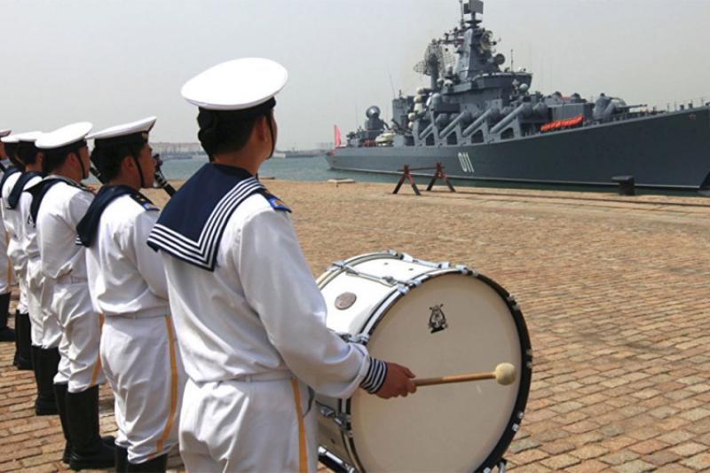 Rusija i Kina stvaraju vojni savez