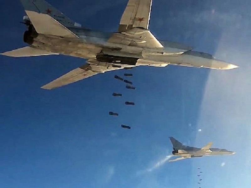 Rusija započela vazdušne udare na Idlib
