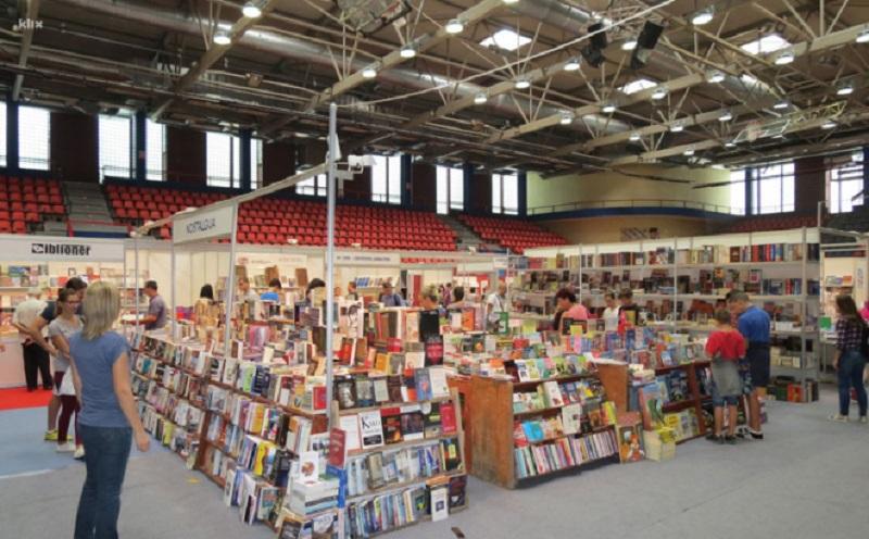 """Međunarodni sajam knjige u banjalučkoj dvorani """"Borik"""""""
