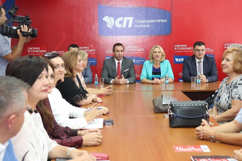 Selak: Podrška Dodiku i Cvijanovićevoj