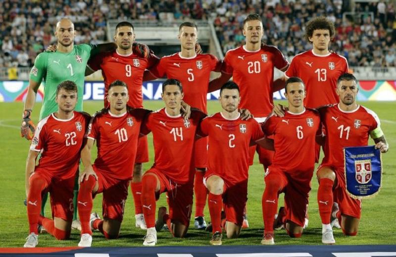 Liga nacija- Srbiji bod protiv Rumunije