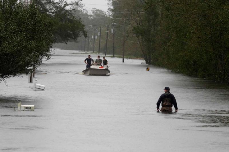 Posljedice uragana Florens: 11 mrtvih, bez struje 700.000 ljudi