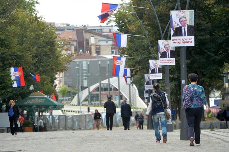 Vučić na Kosovu, prvo Zubin potok i Gazivode