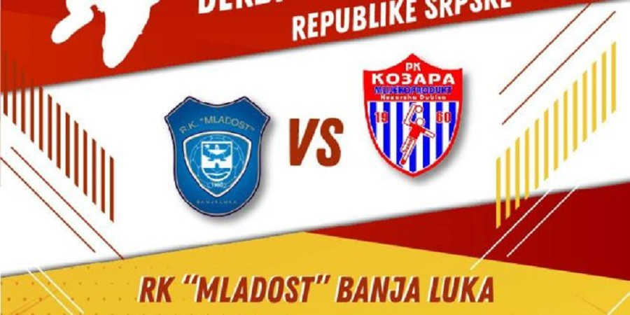 """Humanitarna utakmica za petogodišnjeg Živka 18.11. u Boriku: RK """"Mladost""""- RK """"Mlijekoprodukt"""""""