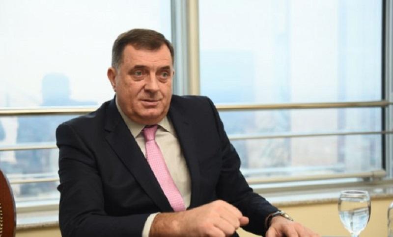 Pitao sam Izetbegovića da li misli ozbiljno o inicijativi za promjenu naziva Republike Srpske