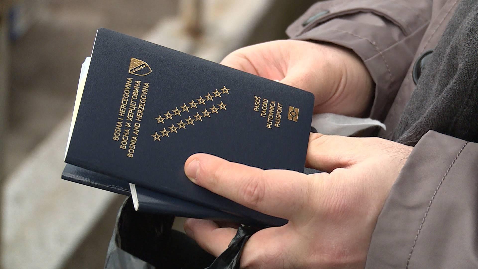 Odricanje od državljanstva – milioni u budžetu BiH