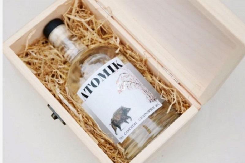 Prva votka napravljena od proizvoda iz Černobila
