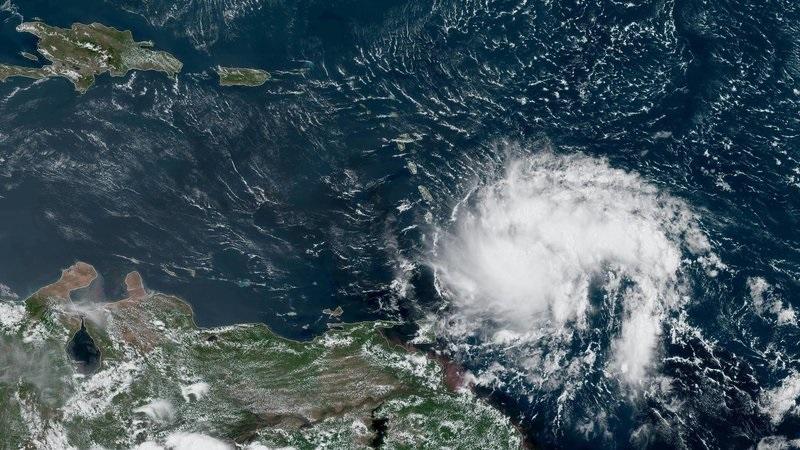 Tramp proglasio vanredno stanje na Djevičanskim ostrvima