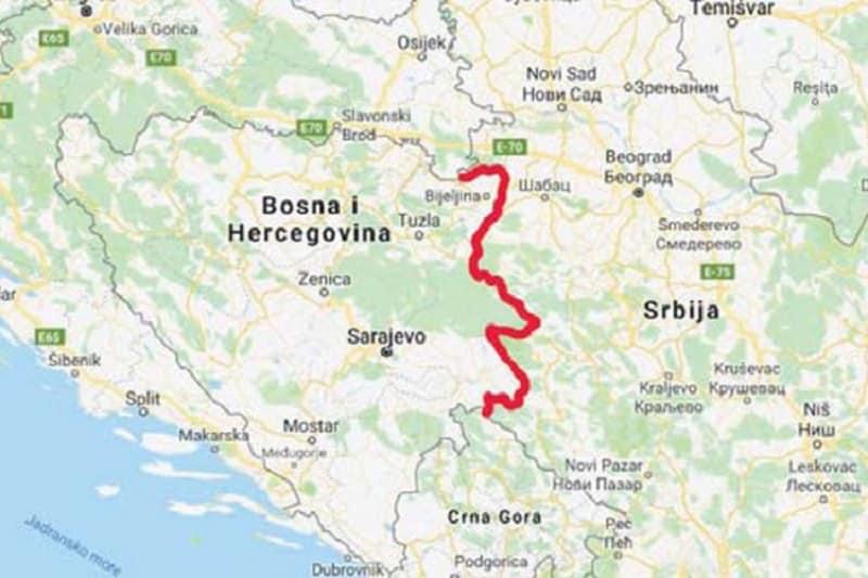 Skandal u Komisiji za granicu BiH: Neusaglašeni akt upućen u Beograd
