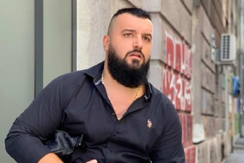 Buba Corelli osuđen na godinu dana zatvora