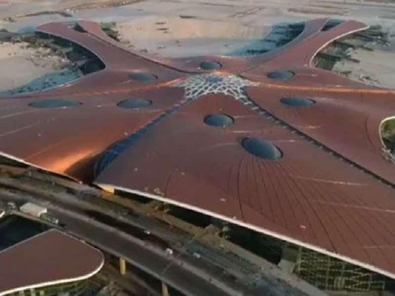 Otvoren novi aerodrom u Pekingu (VIDEO)