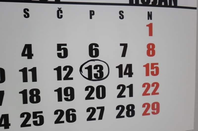 Danas je petak 13. Da li je ovo najbaksuzniji dan u godini?