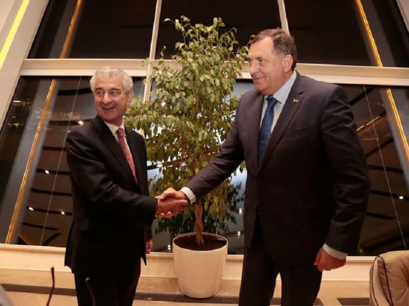 Dodik na Samitu pokreta nesvrstanih u Bakuu