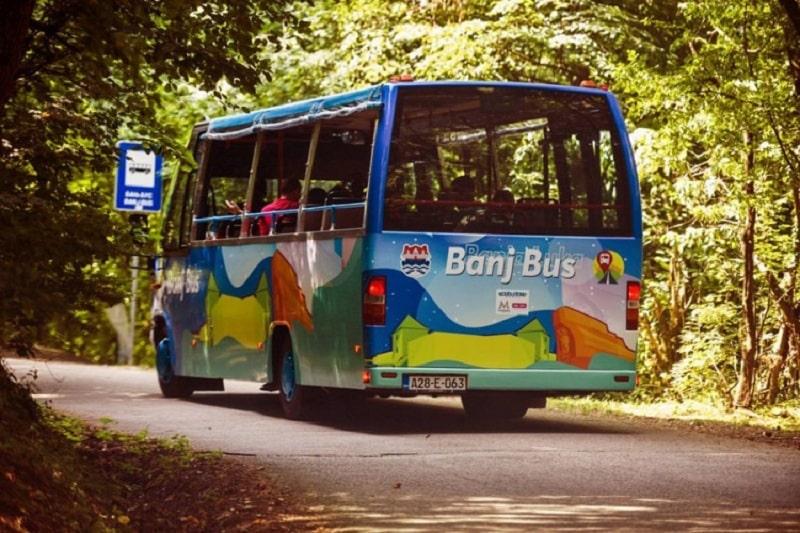 Panoramski bus vozi na Banj brdo i u oktobru