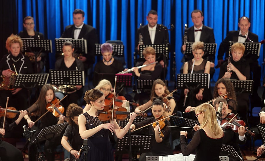 Banjalučka filharmonija u petak pred bečkom publikom