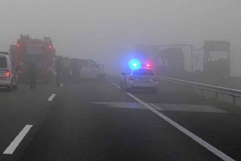 U nesreći kod Budimpešte sedmoro mrtvih, kamion iz Srbije probio zaštitnu ogradu