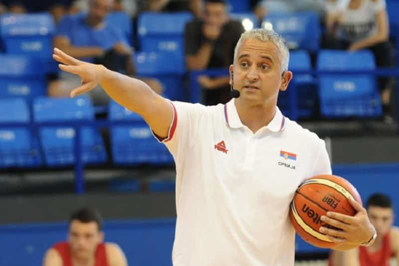Kokoškov i zvanično selektor košarkaša Srbije