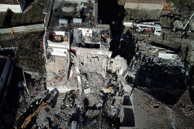 Najmanje 23 osobe stradale, Dan žalosti u Albaniji
