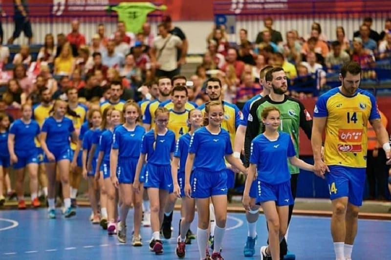 Rukometna reprezentacija BiH izborila prvi Euro
