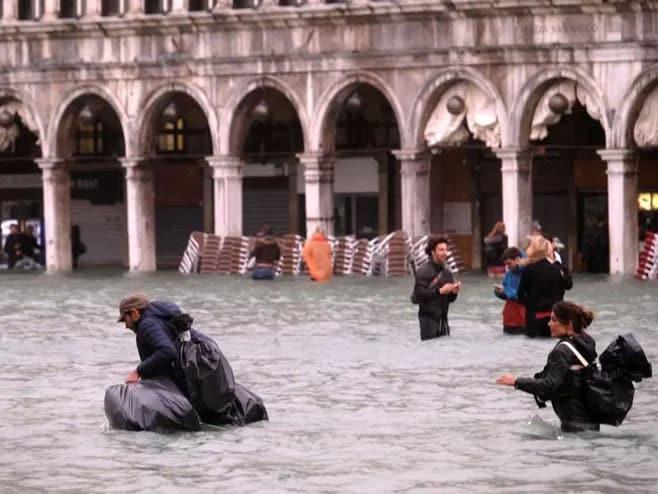 Venecija proglašava vanredno stanje
