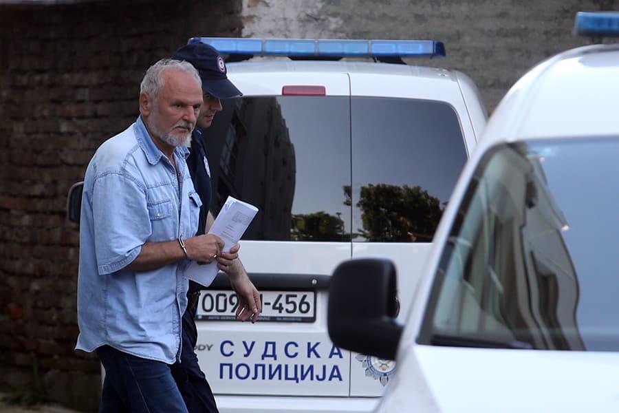 Nenad Suzić, optužen za obljubu djeteta, pušten iz pritvora