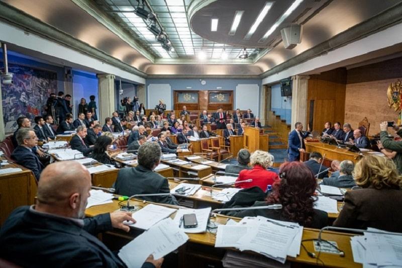 Mandić pozvao građane Crne Gore da izađu na ulice
