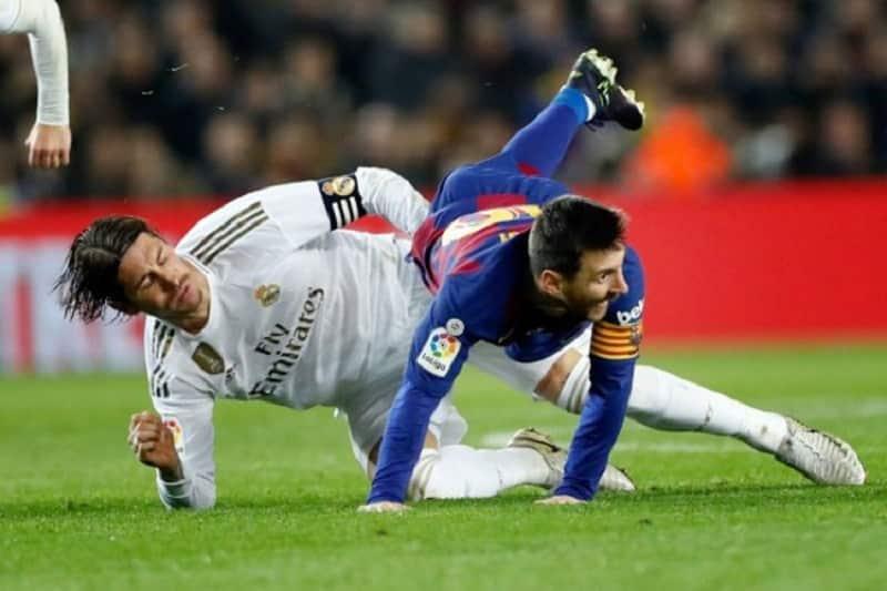 Spektakl u Barseloni završen bez golova
