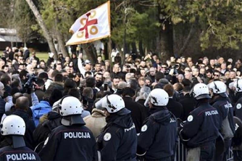 Hiljade građana u litijama širom Crne Gore