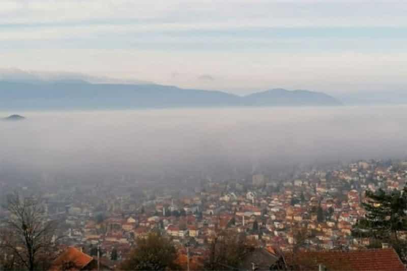 Balkan se guši: Sastanak u Beogradu, upozorenje za Zagrepčane, Sarajevo u smogu