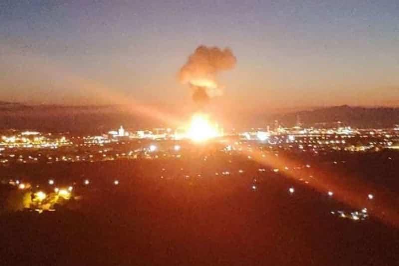 Velika eksplozija u Španiji, mještanima poručeno da ne izlaze napolje