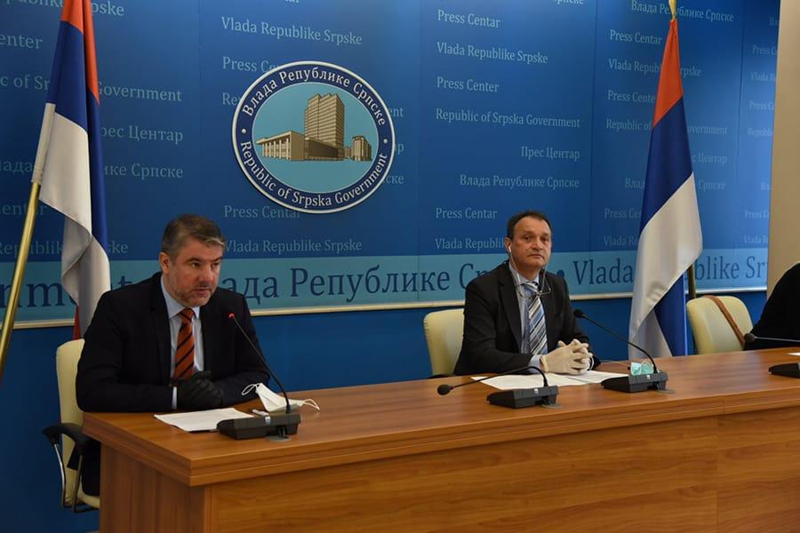 Olšarski: Uvedene mjere u Srpskoj efikasne