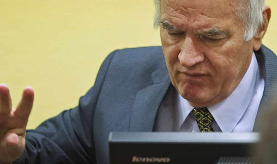 Lukić: Rasprava o žalbama na presudu Mladiću moraće biti odgođena do daljeg