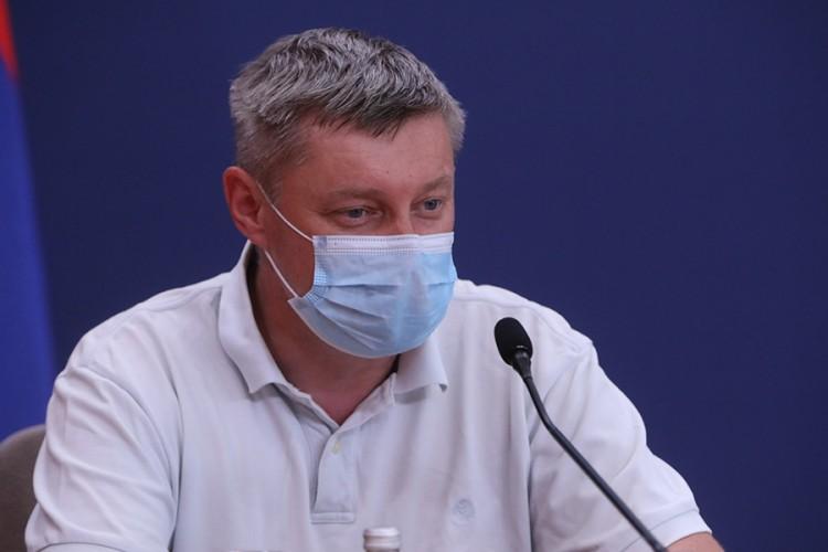 Dr Stevanović: Zabrinut sam, umro nam je dečko od 26 godina