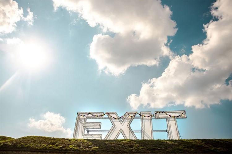 Exit sljedeće godine od 8. do 11. jula