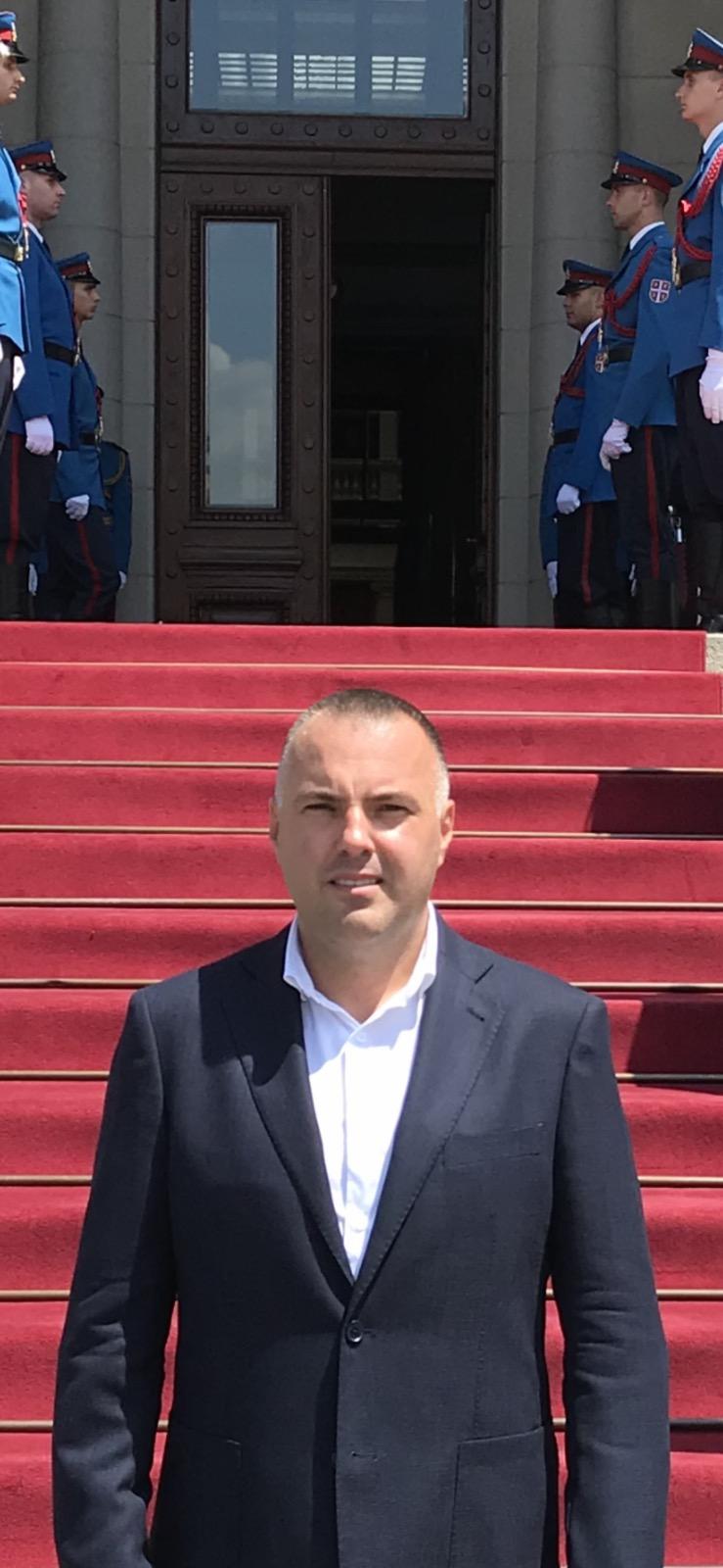 Vidović osudio napade na Episkopa banjalučkog gospodina Jefrema
