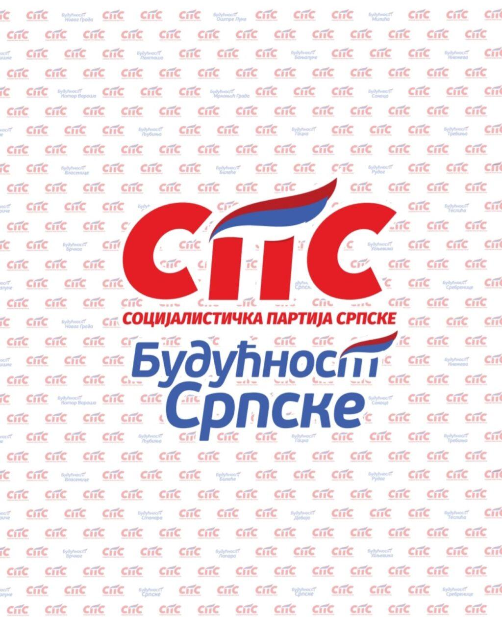 SPS kompletirao izborne liste, odlučno u pobjedu za budućnost Srpske