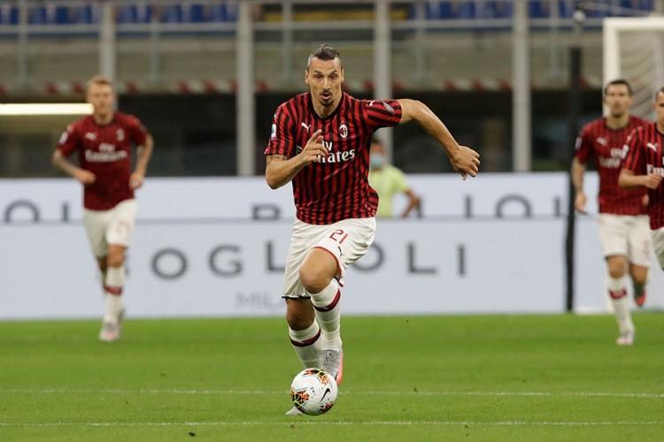 Ibrahimović ostaje u Milanu