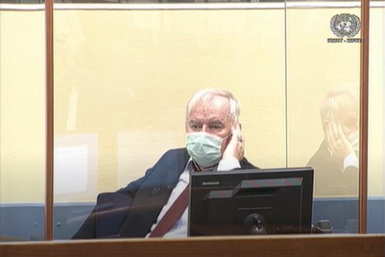 Tužilaštvo traži potvrdu izrečene kazne Ratku Mladiću