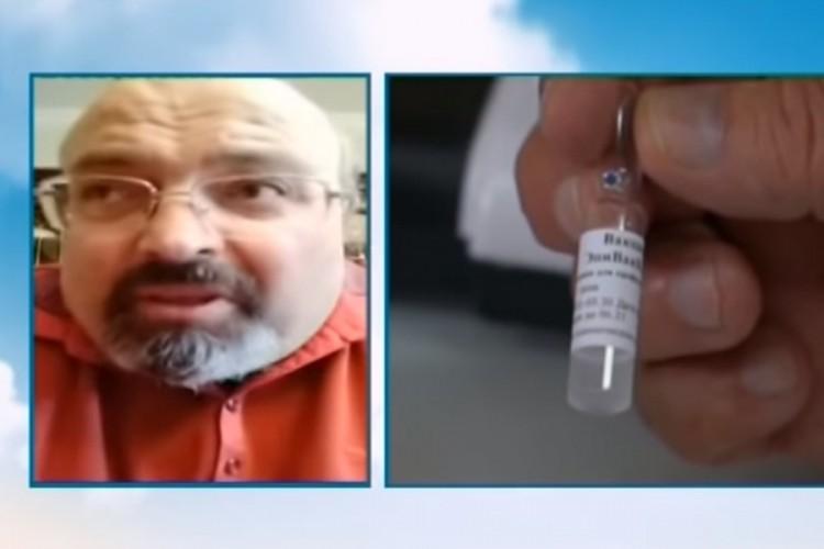 Prvi čovjek sa Balkana koji će primiti rusku vakcinu