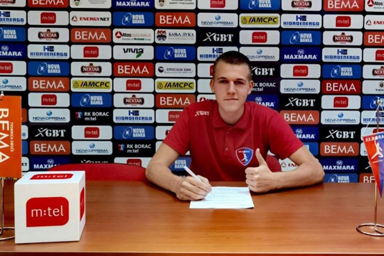 Stojanović potpisao za Borac