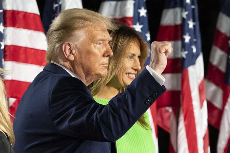 Tramp i zvanično republikanski kandidat za predsjednika