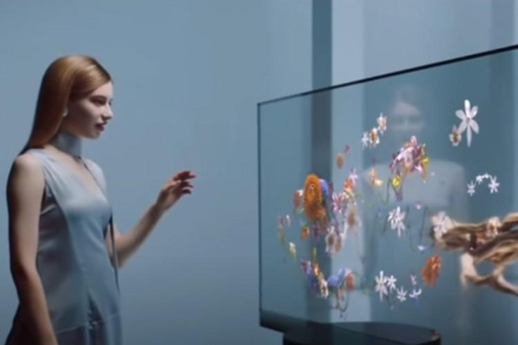 Xiaomi predstavio prvi prozirni televizor na svijetu